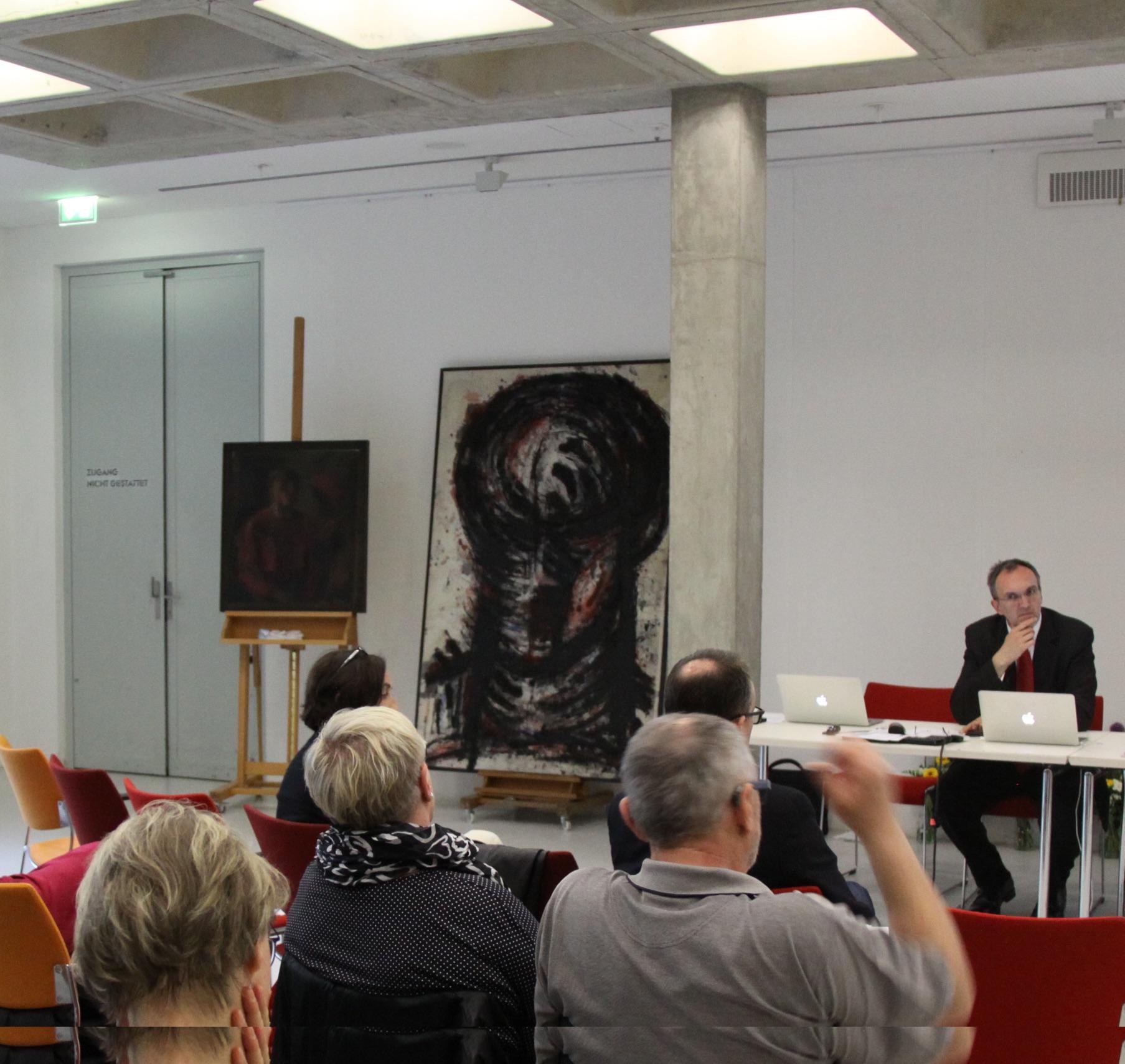 Förderverein BlMK, DKW, Ankauf Gemälde Böhme, Cottbus, Landesmuseum moderne Kunst